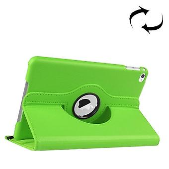 For iPad Mini 4 Case, Leather High-Quality Durable Shielding Cover,Green