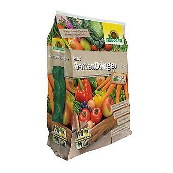ニュードルフアゼット®園芸肥料、5キロ