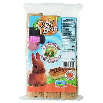 Tyrol Cb Eggs/Nuts Biscuit For Rabbits (Small pets , Treats)