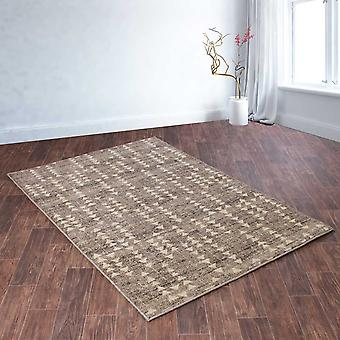 Eco Cursor Rugs In Grey And Beige