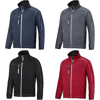 Snickers Mens AIS Workwear Fleece Jacket