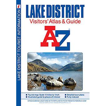 Lake District Visitors' Atlas (4th Revised edition) by Geographers' A