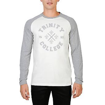 Oxford University Original Men All Year T-Shirt - Grey Color 55951
