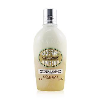 Almond cleansing & hydrating shower shake 250ml/8.4oz