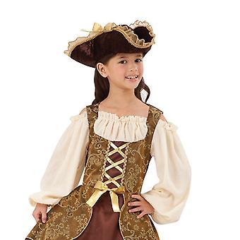Pirate Dress Golden (L)