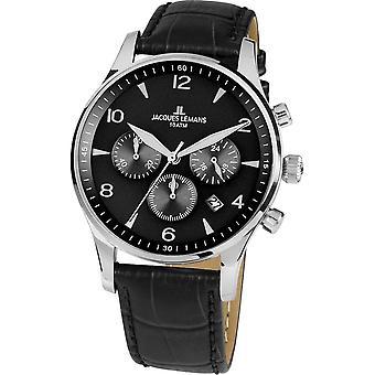 Jacques Lemans - Wristwatch - Men - London - Classic - 1-1654.2ZA