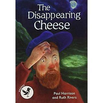 Den försvinnande osten av Paul Harrison & illustrerad av Ruth Rivers