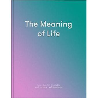 The Meaning of Life by The School of Life - 9780995753549 Book