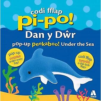 Codi Fflap Pi-Po! dan y Dwr / Pop-Up Peekaboo! Under the Sea by Manon