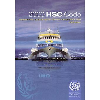 2000 HSC code - international code of safety for high speed craft by I