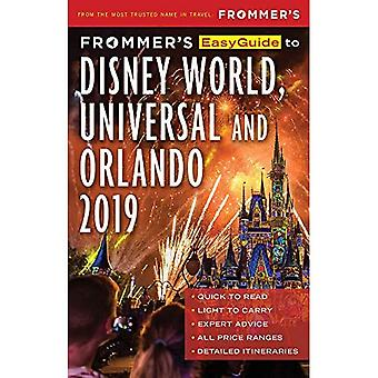 Frommer's EasyGuide to DisneyWorld, Universal and Orlando 2019 (EasyGuide)