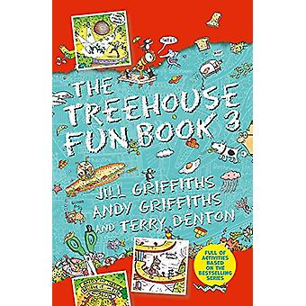 The Treehouse Fun Book 3 by Andy Griffiths - 9781509885305 Book