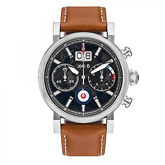 Montre Avi-16 Hawker Hurricane AV-4062-01 - Montre Aviateur Chronographe Dateur Homme