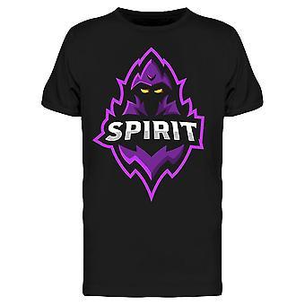 Spirit  Esports Gaming Tee Men's -Image by Shutterstock