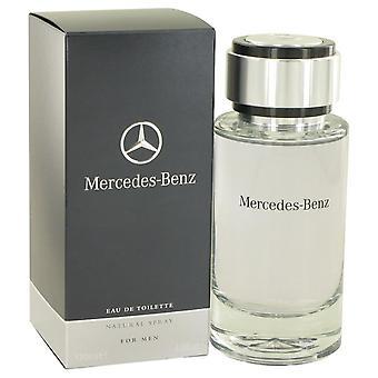 Mercedes Benz Eau De Toilette Spray By Mercedes Benz 4 oz Eau De Toilette Spray