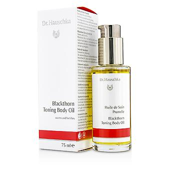 Blackthorn toning body oil warms & fortifies 190964 75ml/2.5oz