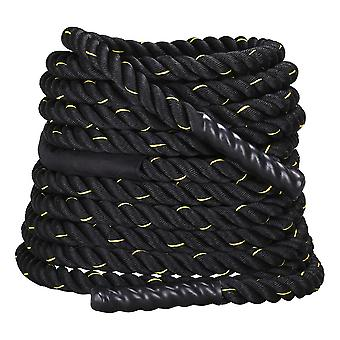 Battle Rope, 38mm/9.2M Oefening Goltoto, Spier / Kracht Training Rope GYM Power Rope Kracht Sport Oefening
