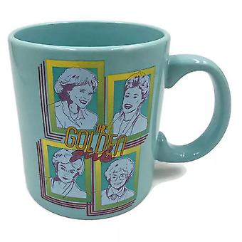 Golden Girls Ramar 20 Ounce Mugg