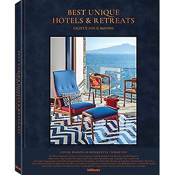 Best Unique Hotels & Retreats by teNeues - 9783961711895 Book