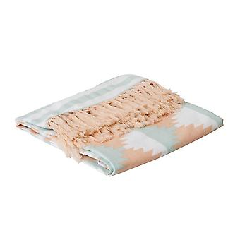 Ramona Throw Blush/Glacier