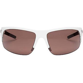 Electric California Tech One Pro Sunglasses - Matte White/Rose Pro