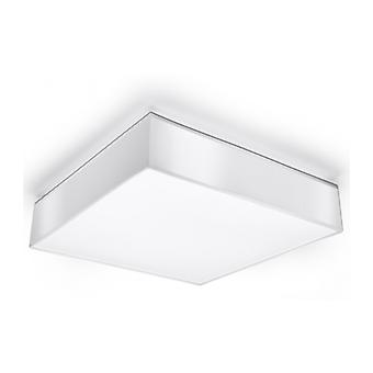Horus White Pvc Ceiling Light 3 Bulbs