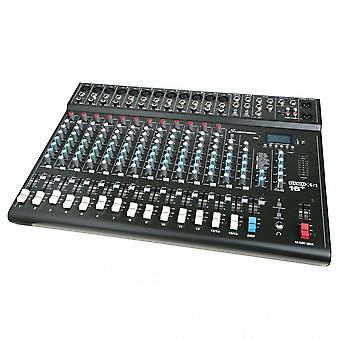 Studiomaster Club Xs 16+ 14 Channel Mixer