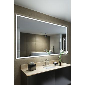 Auto Colour Change RGB Shaver Bathroom Mirror With Sensor k1422rgb