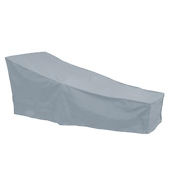 Garden furniture cover, garden lounge chair protection cover and cover, outdoor furniture dustproof and waterproof protection cover, Oxford cloth