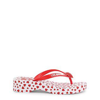 Femme amour moschino chaussures en caoutchouc lm30775