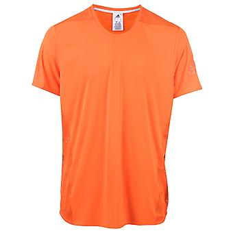 adidas Supernova TKO Mens Running Fitness T-shirt T-shirt Top Oranje