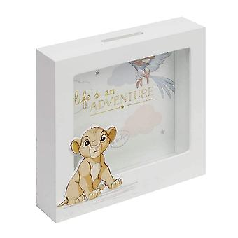 Disney Simba Lifes et eventyr MDF Money Bank