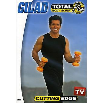 Cutting Edge with Gilad [DVD] USA import