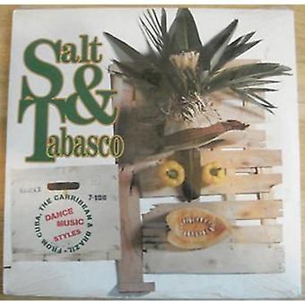 Salt & Tabasco - Los Van Van / 3rd World / Gibson Bros. [Vinyl] USA import