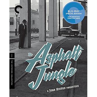Importer des USA de la Jungle d'asphalte [Blu-ray]