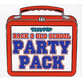 Back 2 Old School Party Pack - Back 2 Old School Party Pack [CD] USA import