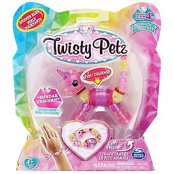 Twisty Petz Single Pack Series 4 - Sundae Unicorn