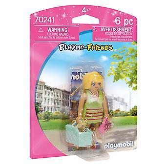 Doll Friends - Fashionist Playmobil 70241 (6 pcs)