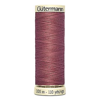 Gutermann Sew-all 100% Polyester Thread 100m Hand and Machine Colour Code  - 474