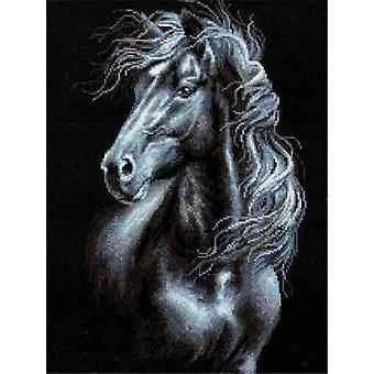 Diy Horse Diamond Embroidery Cross Stitch Canvas - Diy Diamond Painting Horse