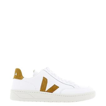 Veja Xd022322 Women's White Leather Sneakers
