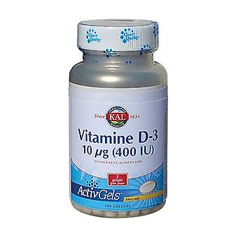 Vitamine D3 10 tabletten