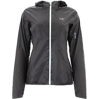 Arc'teryx 23432norvanblackbioprism Women's Black Nylon Outerwear Jacket