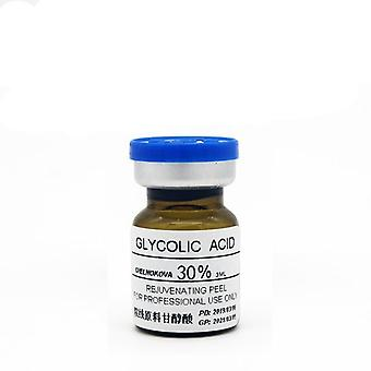 Glycolic Acid 30% Sample 3ml Aha Skin Peeler Back Acne Face Rough Toner