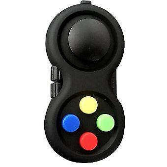 Game Fidget Pad Stress Reliever Squeeze Fun Magic Desk Handle Toys Stress Rainbow Strange-shape Puzzles