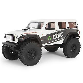 Axial SCX24 1/24 Jeep Wrangler JLU CRC RTR White RC Rock Crawler
