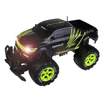 Enorme Jeep R/C Carro Cross Country Brinquedo