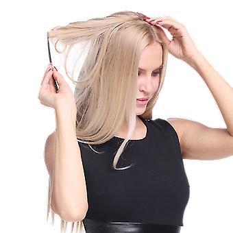 1piece / 20inch näkymätön lanka, ei kiinnikettä - väärä synteettinen hiustenpidennys