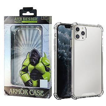 iPhone 12 and iPhone 12 Pro Case Transparent - AntiShock