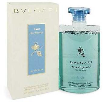 Bvlgari Eau Parfumee Au The Bleu By Bvlgari Shower Gel 6.8 Oz (women) V728-546788